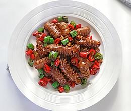 #饕餮美味视觉盛宴#⭐大葱肥肠⭐的做法