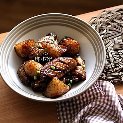 【粽子烧鸡翅】节后消耗多余的粽子