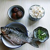 香菇豆腐鲫鱼汤#科学调养,食力呵护健康#的做法图解2