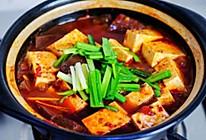 砂锅猪血豆腐的做法
