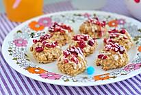 燕麦香蕉饼#我的莓好食光#的做法
