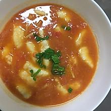 龙利鱼番茄汤