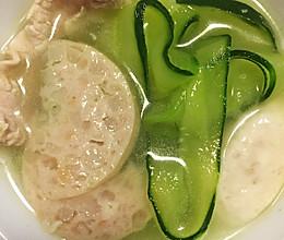 夏日清凉消暑解渴汤的做法