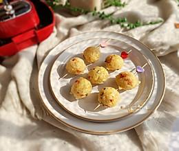 #今天吃什么#米饭丸子的做法