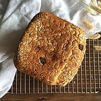 面包机版果干燕麦吐司#东菱Wifi云智能面包机#的做法图解18