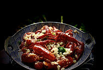 小龙虾系列--蒜蓉小龙虾的做法