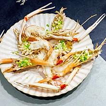 新鲜海鳌虾的鲜香烹食法