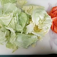 酸甜泡菜的做法图解3
