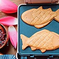 #硬核菜谱制作人#抹茶芝士奶油红豆鲷鱼烧的做法图解6