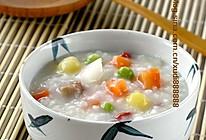 江南风味的咸鲜腊八粥的做法