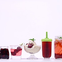 樱桃的6种新式吃法   魔力美食