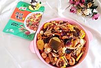 #饕餮美味视觉盛宴#丰富餐桌味之馋哭隔壁小孩的麻辣香锅的做法