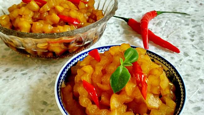 腌萝卜~~酸甜爽脆开胃小菜的做法