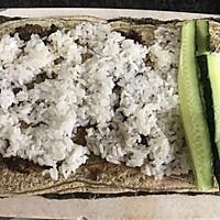 杂粮糯米卷的做法图解7