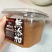 """日本料理""""味增汤""""(味噌汁)的做法图解12"""
