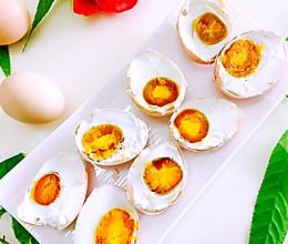 咸鸡蛋的腌制方法的做法
