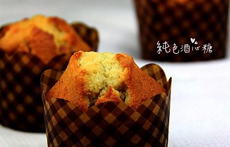 香蕉葡萄干玛芬小蛋糕——简单几步轻松吃到小蛋糕 的做法