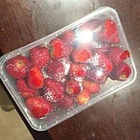 夏天吃不完草莓的好去处--冰镇草莓罐头的做法图解4