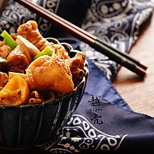 广州人都喜欢吃的栗子焖鸡