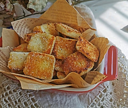 黄油面包脆的做法
