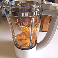 芒果冰激淋的做法图解3