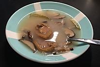 鲍鱼瑶柱冬菇粥的做法