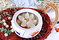 #换着花样吃早餐#清热去火莲子百合绿豆粥的做法