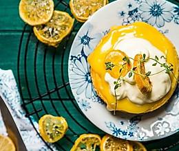 柠檬酱芝士蛋糕的做法