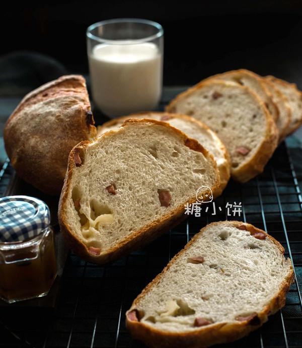 【京味面包】的做法