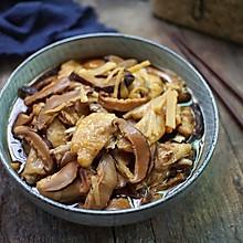 #我们约饭吧#香菇黄焖鸡