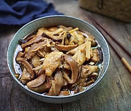 #我们约饭吧#香菇黄焖鸡的做法