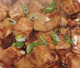 多吃一碗饭的溜豆腐的做法