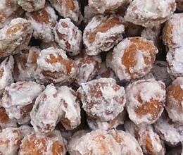 糖霜杏仁的做法