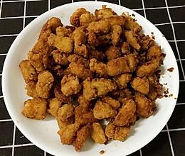 简单易做-香炸鸡肉块的做法