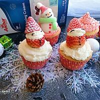 圣诞杯子海绵蛋糕#安佳烘焙学院#的做法图解23