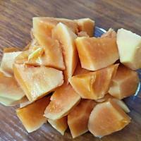 木瓜竹荪龙骨汤的做法图解3