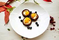 (烤箱版)烤香菇鹌鹑蛋的做法