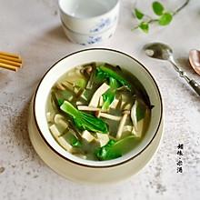减脂的时蔬四物汤
