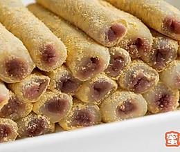 红豆糯米凉糕的做法