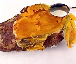 微波炉 烤红薯的做法