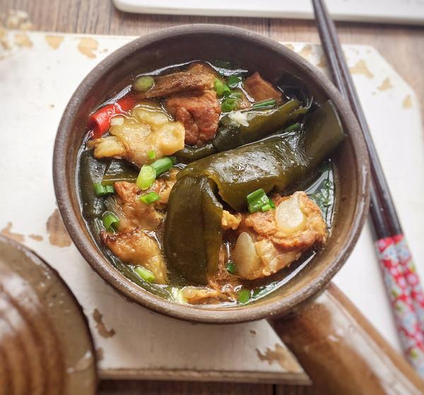#父亲节,给老爸做道菜#腊肉排骨煲的做法