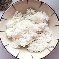 海苔蛋酥锅巴   香脆可口   剩米饭的华丽变身的做法图解2