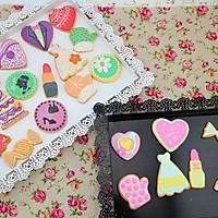 蛋白糖霜饼干的做法图解12
