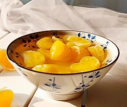 冰糖橘子罐头~酸甜不上火的做法