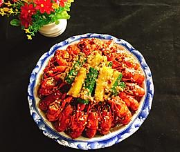 蒜蓉十三香小龙虾的做法