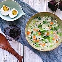 海鲜蔬菜粥的做法图解6