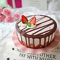 草莓慕斯蛋糕的做法图解31