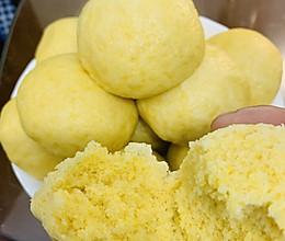 手工玉米面馒头的做法
