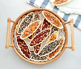 #安佳食力召集,力挺新一年#年货必备自制坚果糯米船的做法