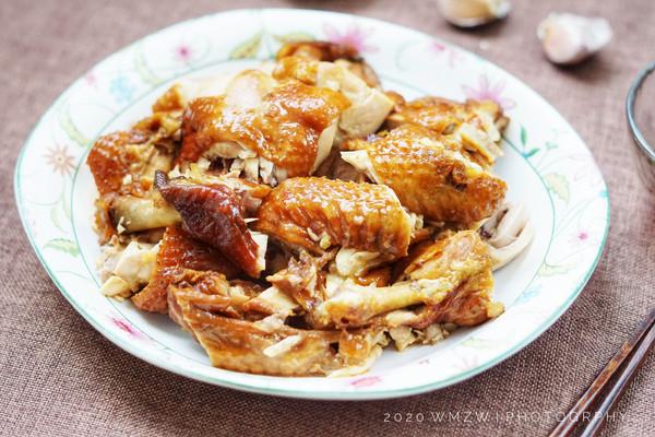 不加盐做无敌美味的豉油鸡‼️